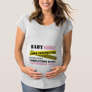 Het Meisje van het baby in aanbouw Zwangerschapskleding