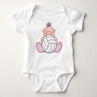 Het Meisje van het Volleyball van Lil Romper