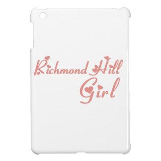 Het Meisje van Richmond Hoesjes Voor iPad Mini