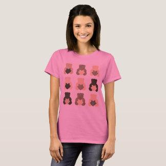 Het meisjest-shirt van ontwerpers met Zoete T Shirt