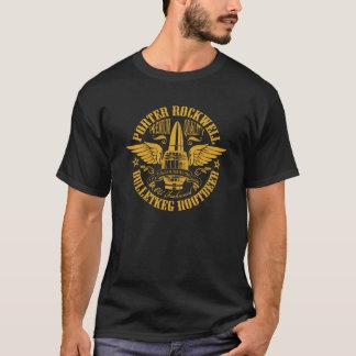 Het Merk van Rockwell Rootbeer van de portier T Shirt