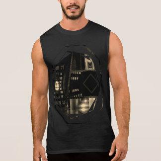 Het Messing LLs van Burbandy T Shirt