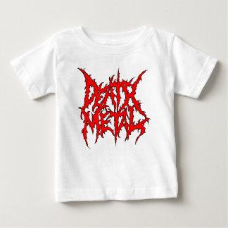 Het Metaal van de dood Baby T Shirts