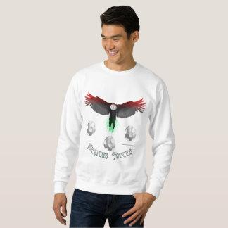 Het Mexicaanse Sweatshirt van het Mannen van Eagle