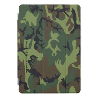 Het militaire Hoesje van het Patroon van de iPad Pro Hoesje