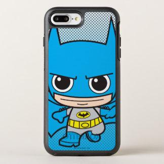 Het mini Lopen van Batman OtterBox Symmetry iPhone 8 Plus / 7 Plus Hoesje