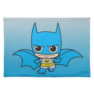 Het mini Lopen van Batman Placemat