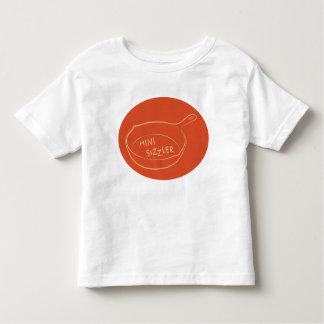 Het mini overhemd van de Peuter van de Snikhete Tshirt
