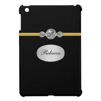 Het MiniHoesje van Bling van de diamant iPad iPad Mini Cases