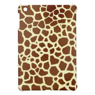 Het MiniHoesje van de Druk van de giraf iPad Hoesjes Voor iPad Mini