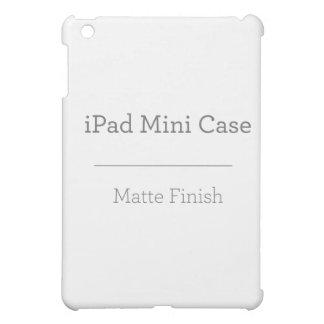 Het MiniHoesje van de Steen van de douane iPad iPad Mini Case