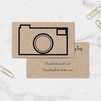 Het minimalistische Visitekaartje van de Visitekaartjes