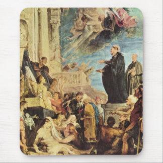 Het mirakel van St. Francis Xavier door Paul Muismat