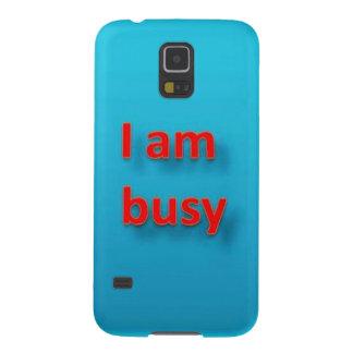 Het mobiele hoesje van Samsung