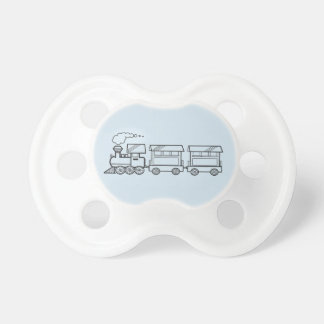 Het Model van de trein Baby Speentje