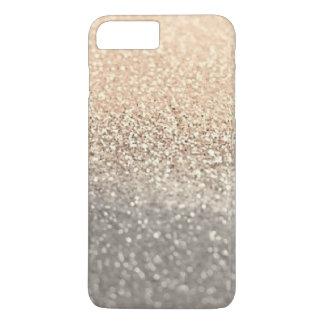 Het moderne Goud & het Zilver schitteren iPhone 7 iPhone 7 Plus Hoesje
