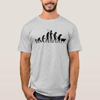 Het moderne Overhemd van de Evolutie