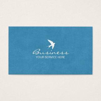 Het modieuze Blauwe Vliegen slikt Visitekaartjes