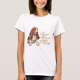 Het Moederdag van Basset Hound T Shirt