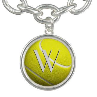 Het Monogram van het tennis Armband