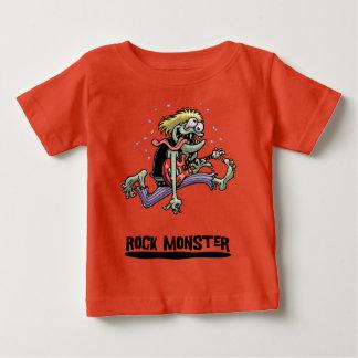 Het Monster van de rots Baby T Shirts
