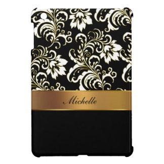 Het mooie Bloemen MiniHoesje van het Damast iPad iPad Mini Cases