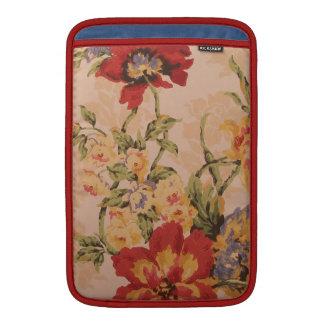 Het mooie BloemenSleeve van de Lucht Mackbook MacBook Sleeve