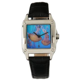 Het mooie Horloge van Kwallen