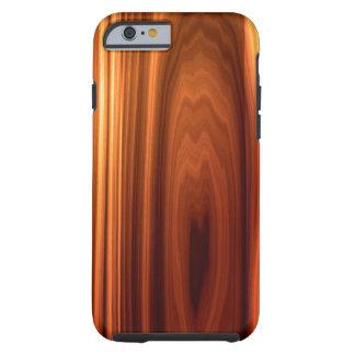 Het mooie Hout kijkt iPhone 6 hoesje