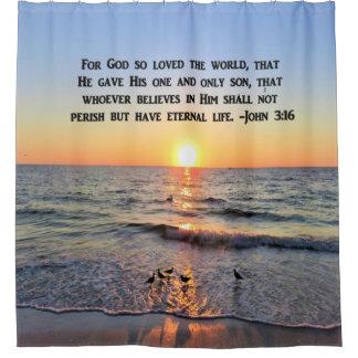 HET MOOIE JOHN GORDIJN VAN DE 3:16DOUCHE