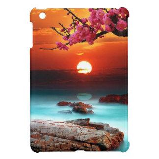 Het mooie MiniHoesje van de Zonsondergang ipad iPad Mini Cover