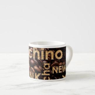 Het mooie Ontwerp van de Espresso van de Koffie Espresso Kop