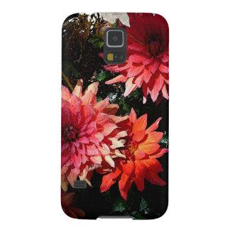 Het mooie Roze BloemenHoesje van de Telefoon van Galaxy S5 Hoesje