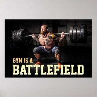 Het Motivatie Citaat van de Training van de Poster