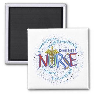 Het Motto van de gediplomeerd verpleger
