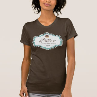 Het Mouwloos onderhemd van de bakkerij T-shirts