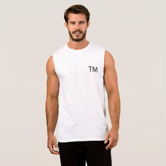 Het Mouwloos onderhemd van het Mannen van het T Shirt