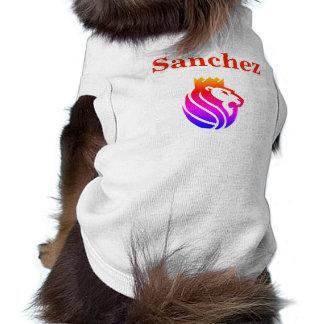 Het mouwloos onderhemd van Sanchez van Doggie T-shirt