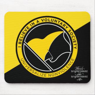 Het Muismat van Voluntaryist
