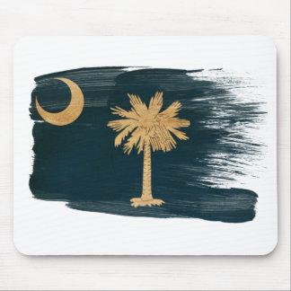 Het Muismat Vlag van de Zuid- van Carolina
