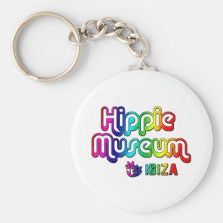 Het Museum Ibiza van de hippie Sleutelhanger