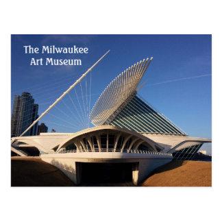 Het museum van de Kunst van Millwaukee Briefkaart