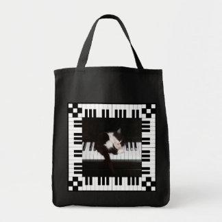 Het muzikale Canvas tas van de Slaap