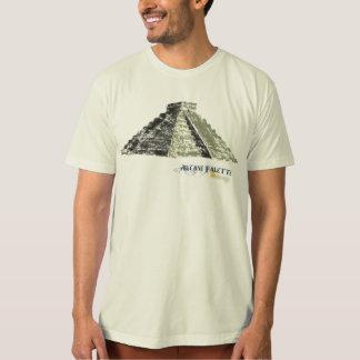 Het mysterieuze Organische T-shirt van de Piramide