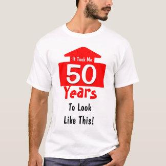 Het nam me 50 Jaar om als Deze Pret van Verjaardag T Shirt