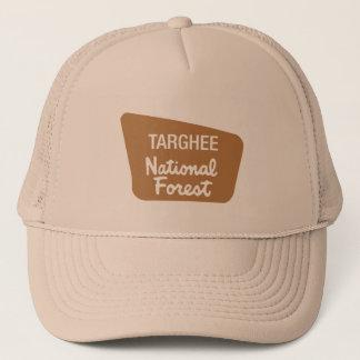 Het Nationale Bos van Targhee (Teken) Trucker Pet