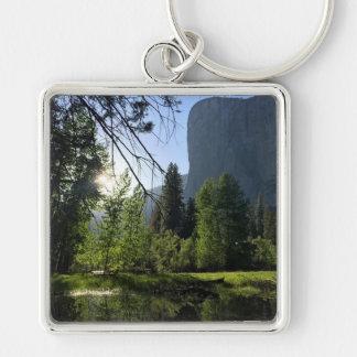 Het Nationale Park Keychain van Yosemite Sleutelhanger