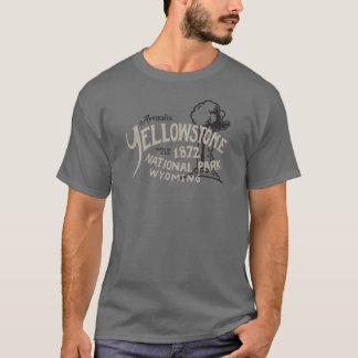 Het Nationale Park Oud Gelovig Wyoming van T Shirt