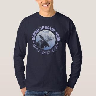 Het Nationale Park van Acadia (Amerikaanse T Shirt