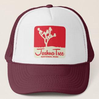 Het Nationale Park van de Boom van Joshua - Rood Trucker Pet